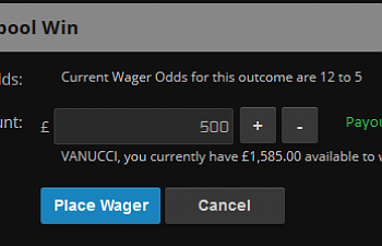 wager calculator